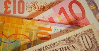 Banks versus money exchange companies