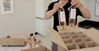 Moving your wine collection